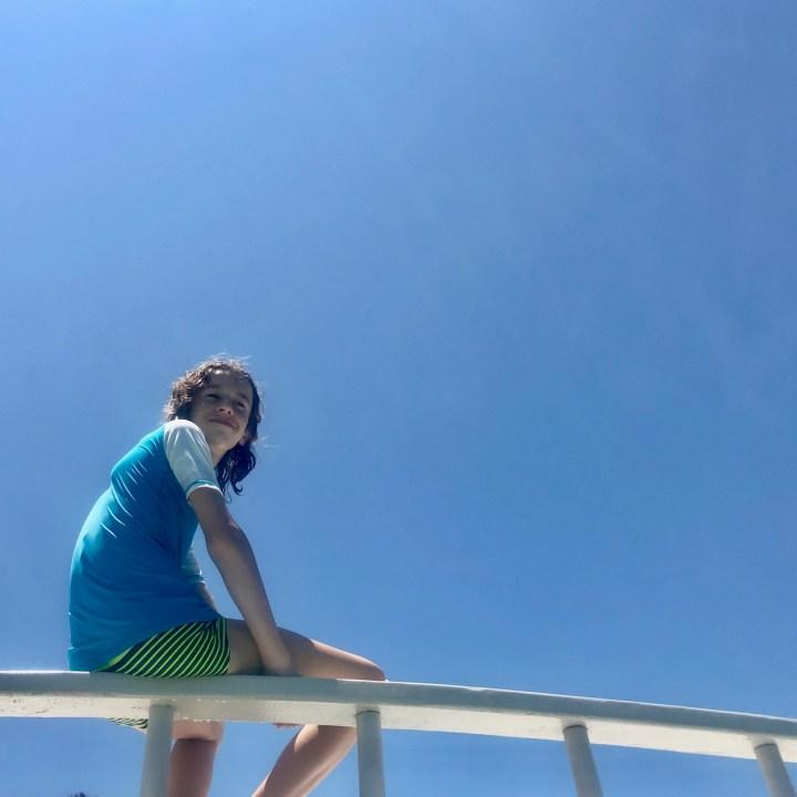 Lux South Ari house reef snorkel tour
