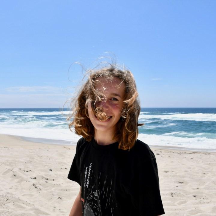 Costa Nova Portugal smiles