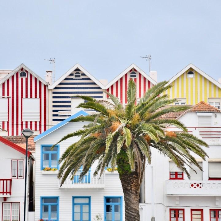 Costa Nova, Portugal | Discover Portugal's Prettiest Village