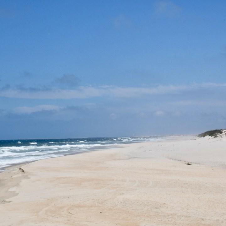 Praia da Vagueira beach