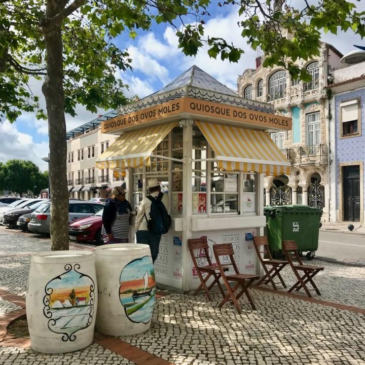Aveiro Portugal kisok