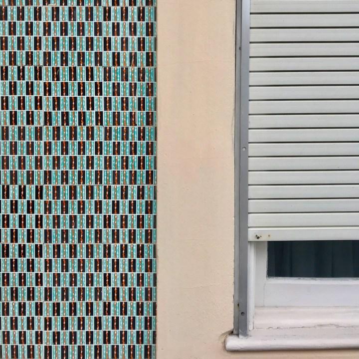 Aveiro Portugal tiles detail