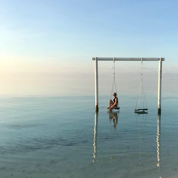 water swing