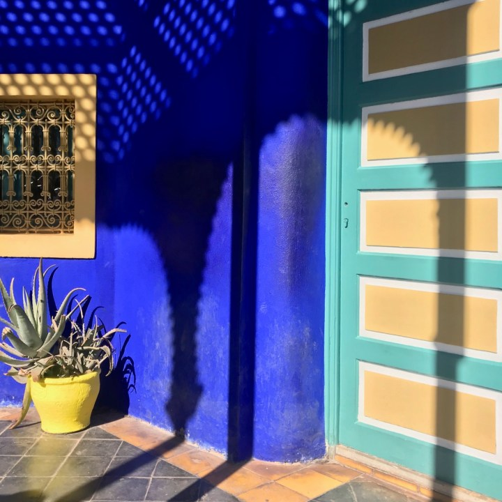 Morocco, Marrakesh | The Instafamous Jardin Majorelle and the Musee Yves Saint Laurent