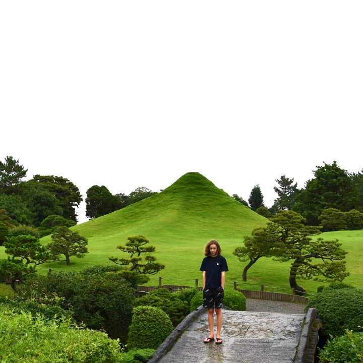 Suizenji Gardens Kumamoto
