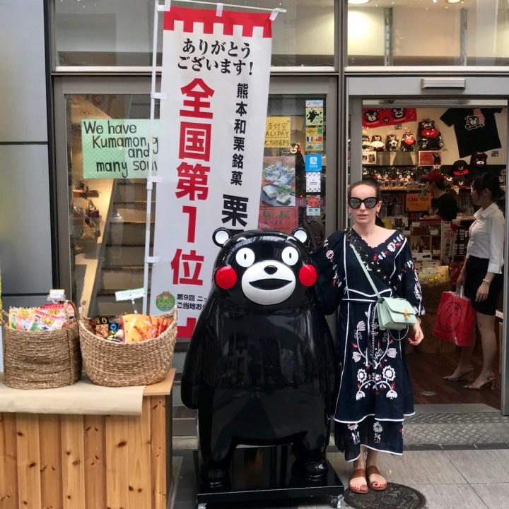 Kumamon souvenirs
