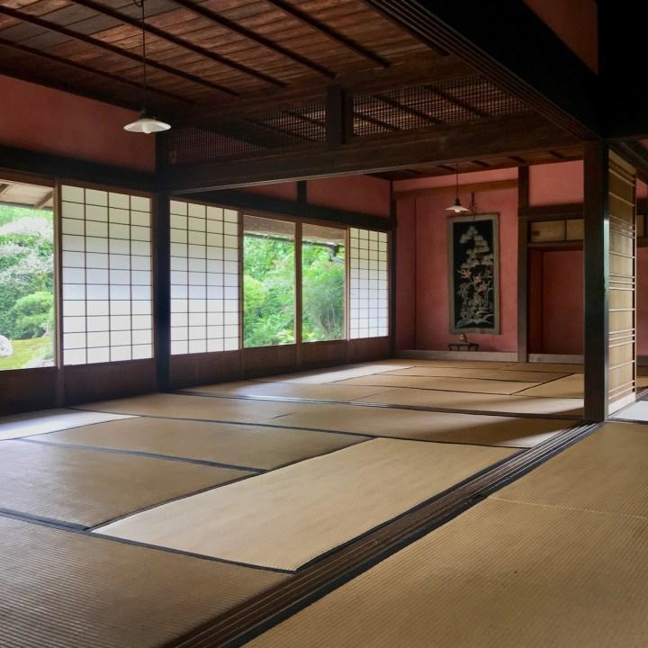 Chiran samurai residences room
