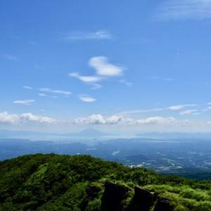 Lake Onami panoramic views
