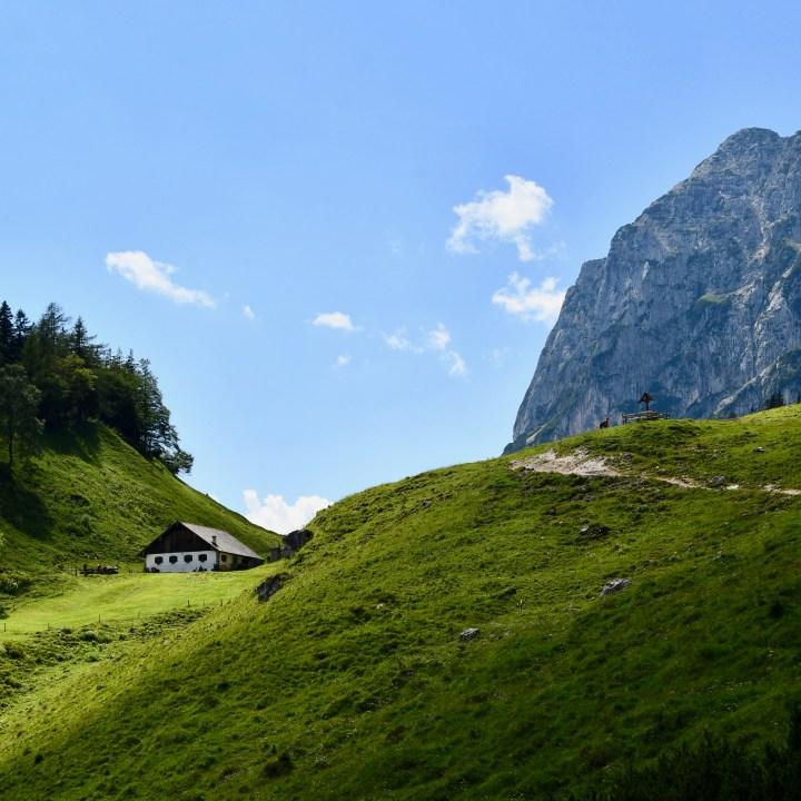 Halsalm Berchtesgaden circular hike