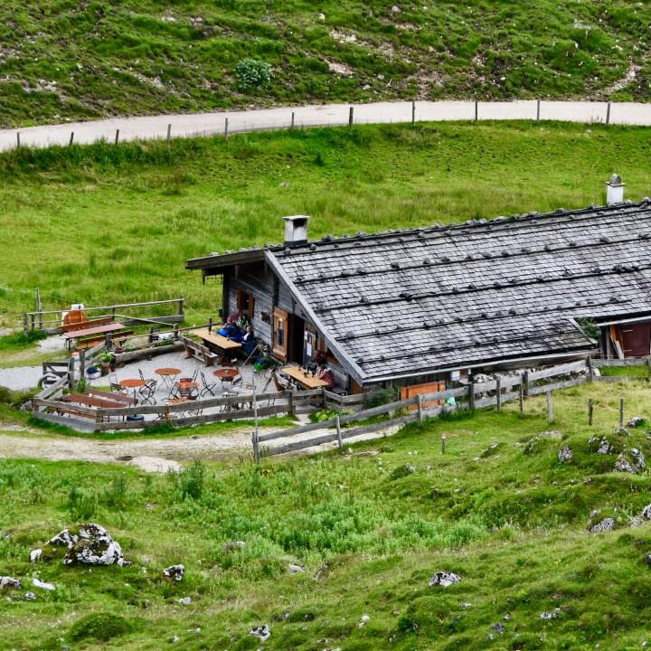 Mordaualm Berchtesgadener Land farm
