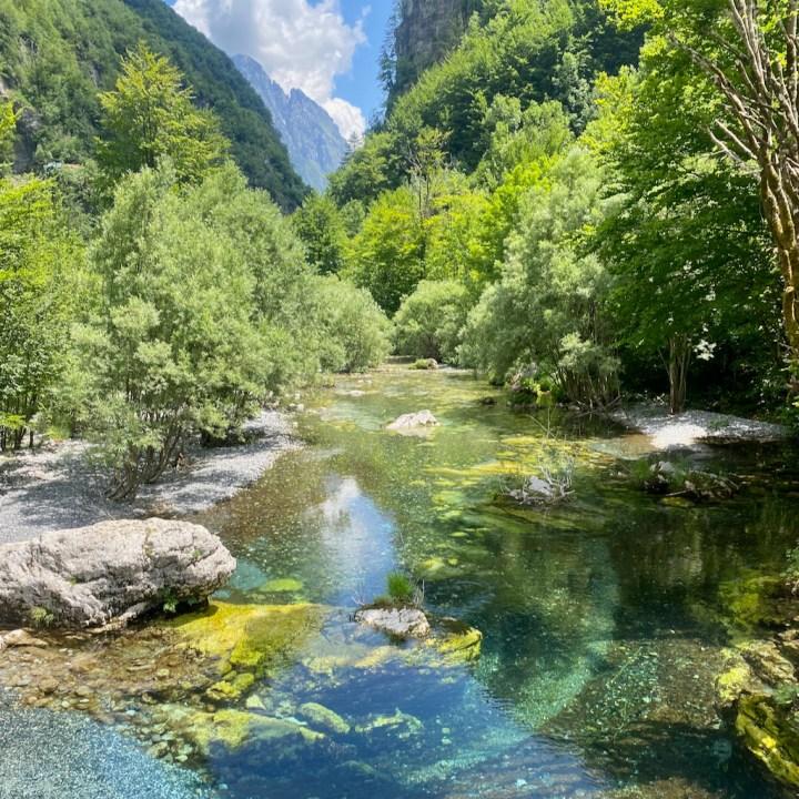 Albania, Theth, Blue Eye