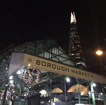 Best food market in London