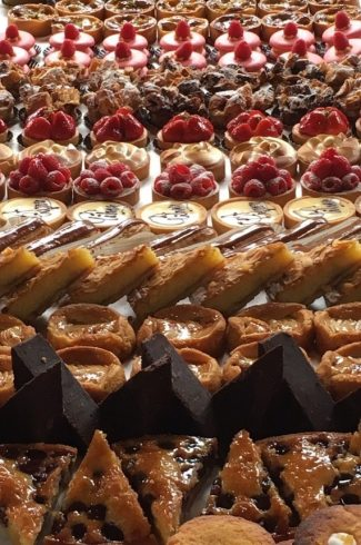 Artisan baking, gourmet food and cakes in London