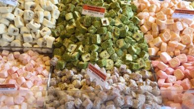 Where to buy authentic turkish delight in London