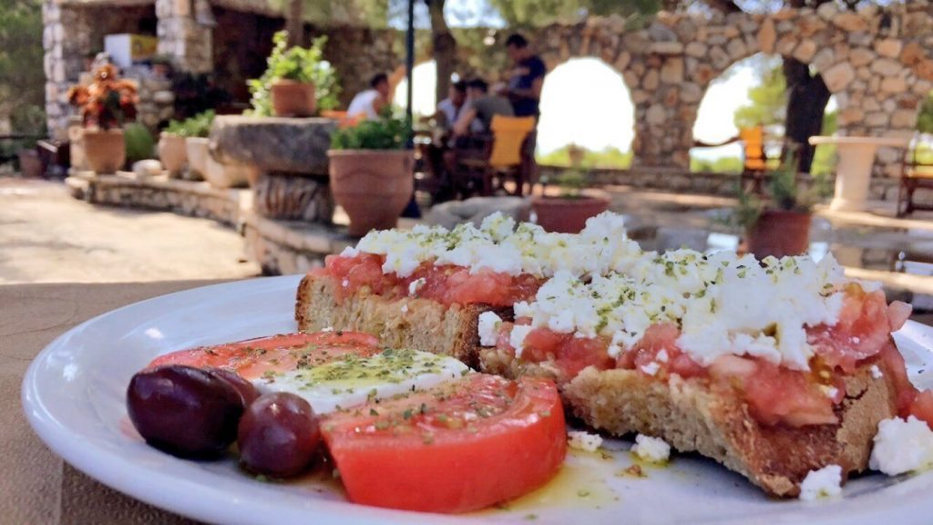 Things to do in Zante - Food