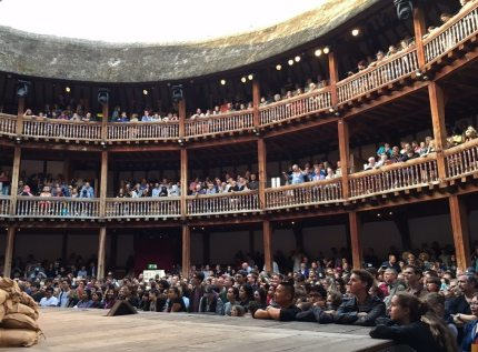 Historical sites in London to visit Shakespeare