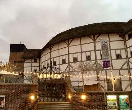 Visit Historical Sites of Shakespeare in London