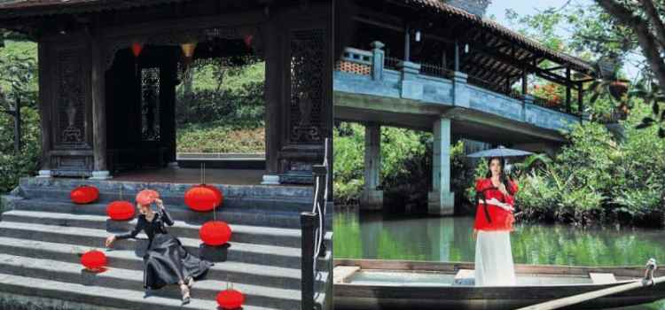 BST thời trang: The Muse Of Lang Co