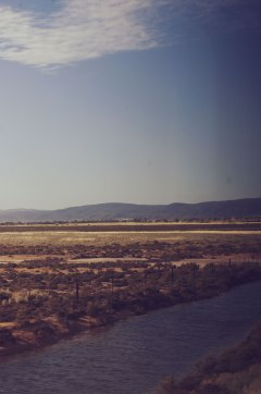 On the Ghan
