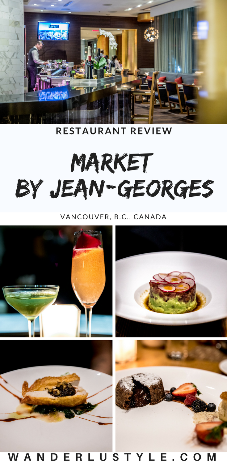 Dining at Market by Jean-Georges at Shangri-La Vancouver - Restaurant Review, Michelin Star Restaurant, Vancouver Travel Guide, Vancouver Food Places | Wanderlustyle.com