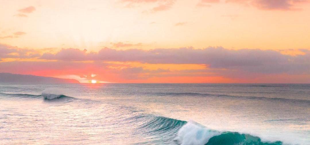 cccff48111 5 BEST SUNSET SPOTS IN HAWAII (OAHU) – WANDERLUSTYLE – Hawaii Travel ...