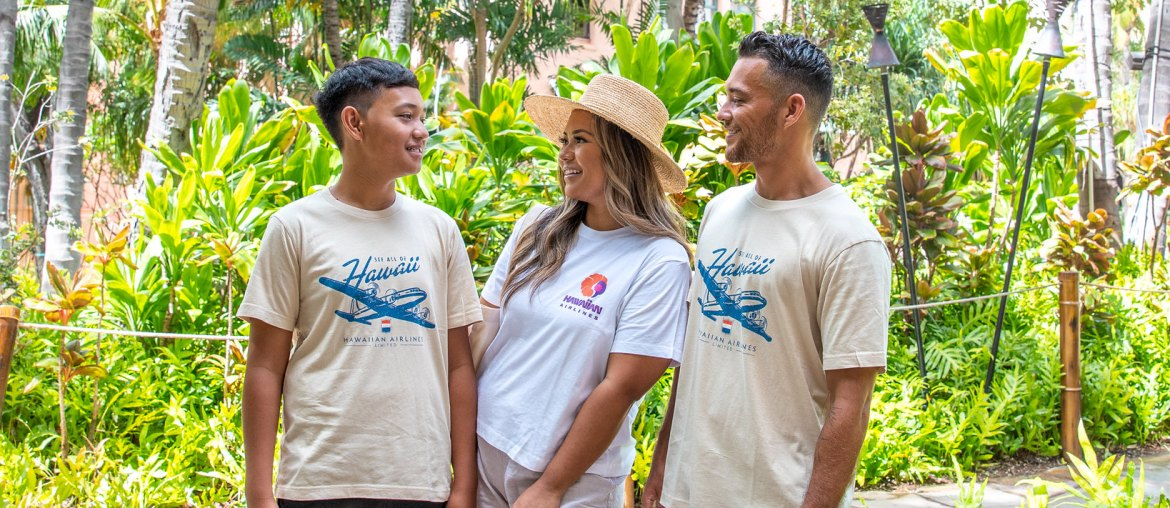 THE BRANDS HAWAIIAN LOCO UT COLLECTION AT UNIQLO