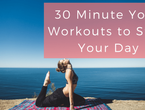 30 Minute Yoga Workouts
