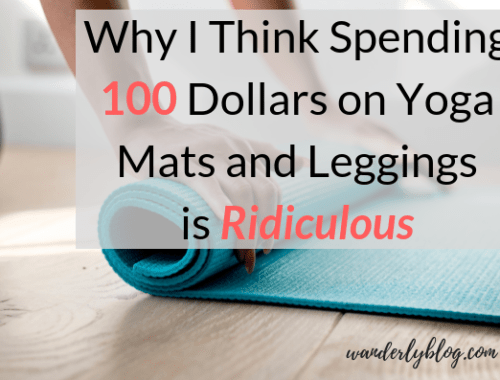 100 dollar yoga leggings is ridiculous