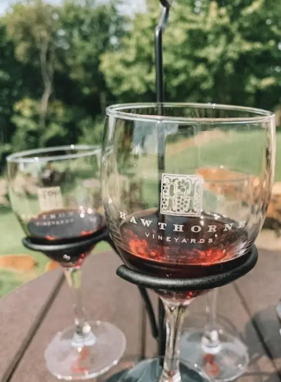 Hawthorn- Michigan wine