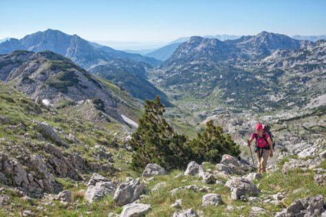 Prenj-Gebirge