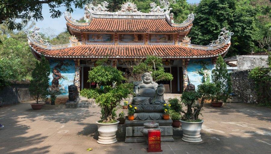 Vietnam-lachender-Budda