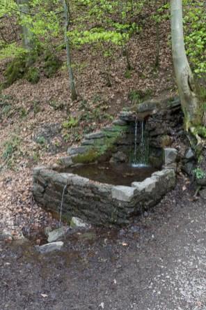 Brunnen im Dhünntal