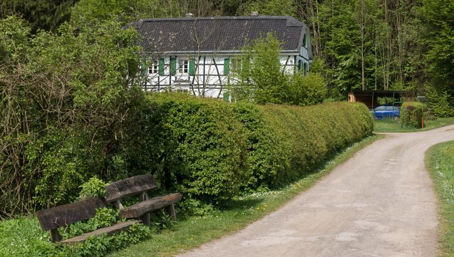 Fachwerkhaus im Dhünntal