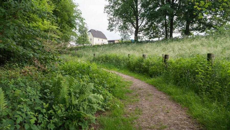 Zwischen Kradenpuhl und Bennert