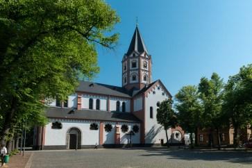 Kirche in Gerresheim
