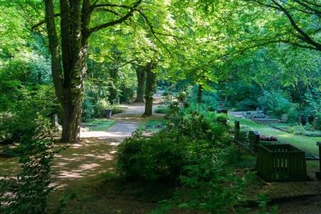 Friedhof in Gerresheim