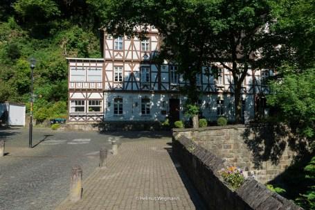 Fachwerkhaus in Altenberg