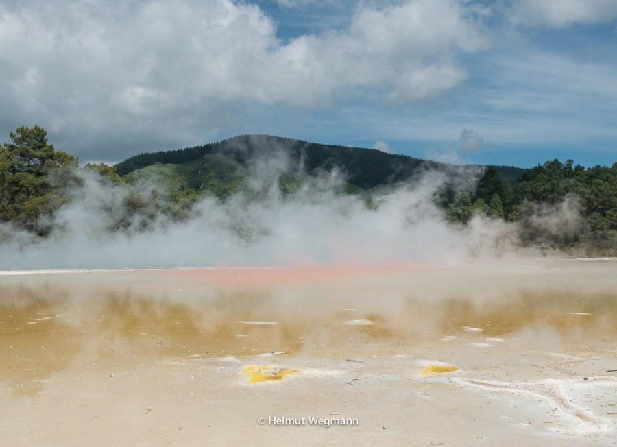 Thermalgebiet bei Waimangu