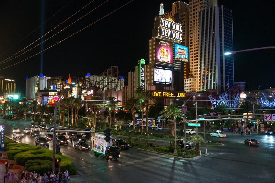 """""""Strip"""" in Las Vegas"""