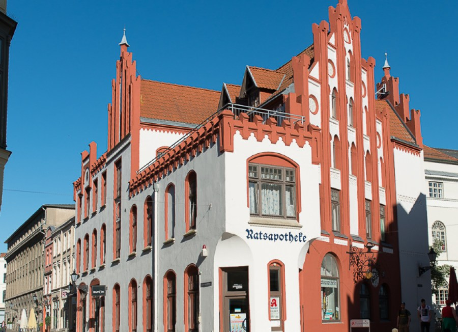 Backsteingotik in Wismar