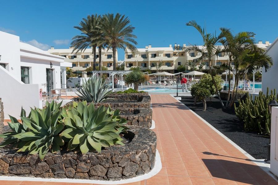 Hotelanlage Santa Rosa in Costa Teguise