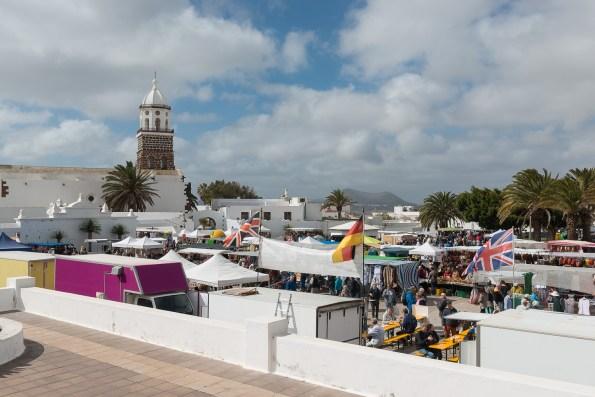 Sonntagsmarkt in Teguise