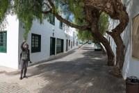 Seitenstrasse in Teguise
