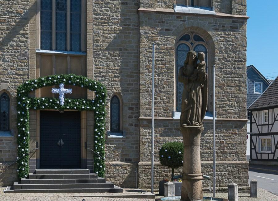 Kirche in Maria Linden