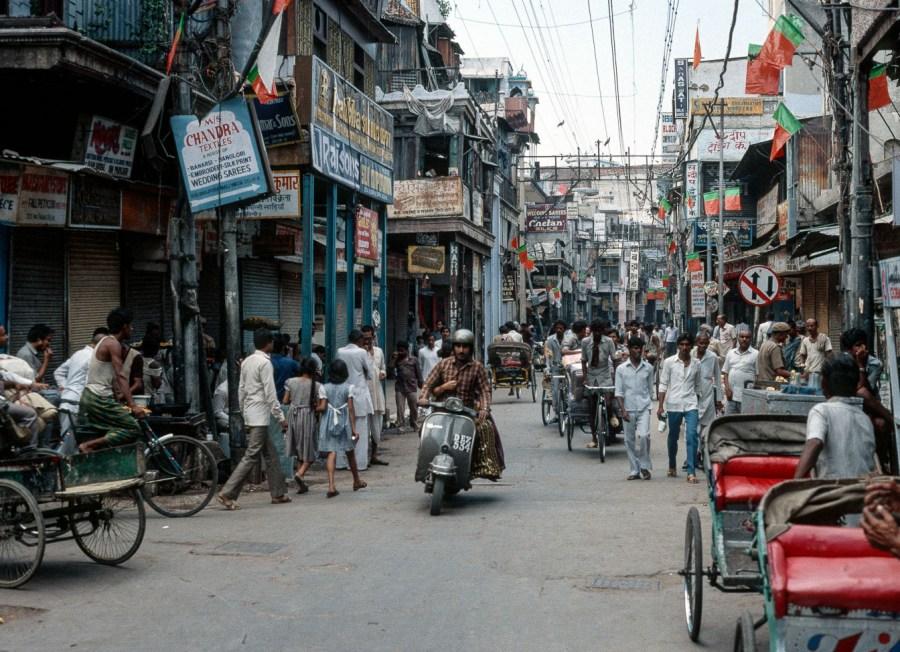 Altstadt von Delhi