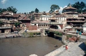 Waschtag in Kathmandu