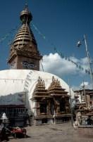Stupa von Swayambhunath