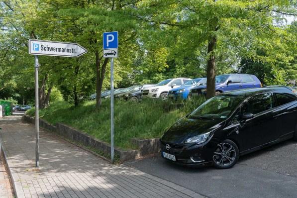 Mein Parkplatz