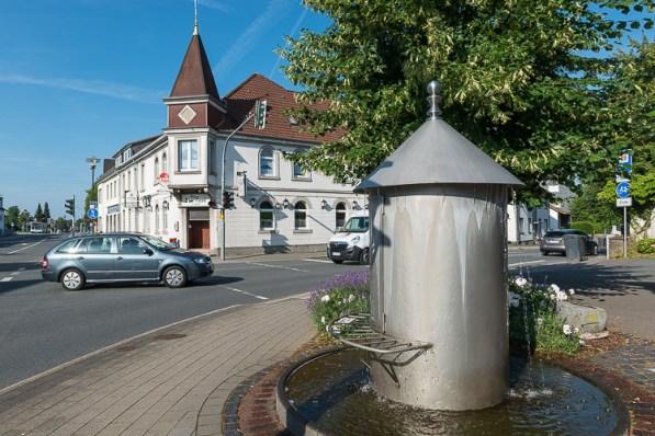 Brunnen in Hilgen