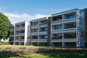 Mehrfamilienhäuser in Millrath